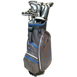 Category: Dropship Sports Merchandise, SKU #1130126, Title: Tour Edge HL4 To-Go Womens Complete Golf Set Reg Flex-Graphite-RH