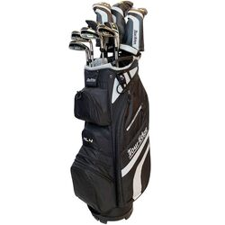 Category: Dropship Sports Merchandise, SKU #1130127, Title: Tour Edge HL4 To-Go Mens Complete Golf Set Reg Flex-Graphite-RH