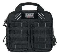 G.P.S. Tactical Double Plus 2 Pistol Case Digital Camo
