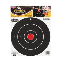 Birchwood Casey Dirty Bird Target 12 inch Bull 12 Pack
