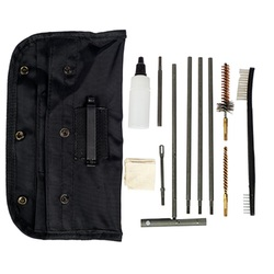 Tac Shield Universal GI Field 13 Piece Cleaning Kit Black