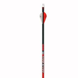 Carbon Express Maxima Red Arrow 350 2in. Vane 6Pk