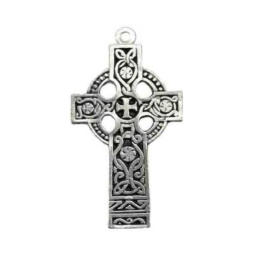 Celtic Sun Cross amulet