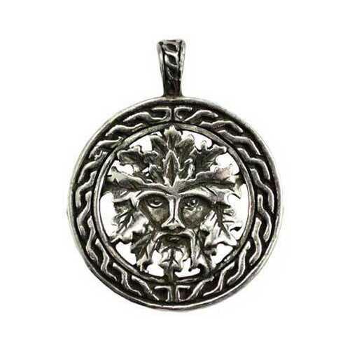 Celtic Greenman amulet
