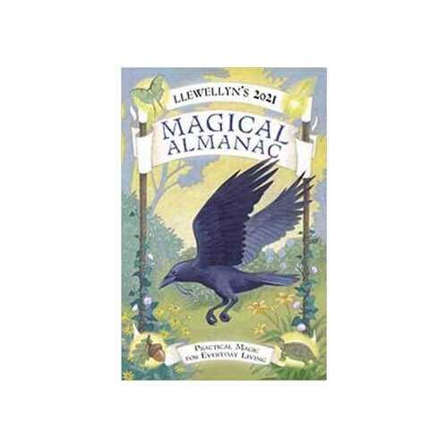 2021 Magical Almanac by Llewellyn