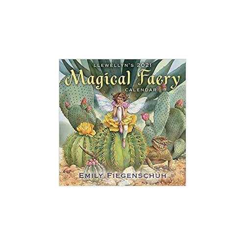2021 Magical Faery Calendar by Llewellyn