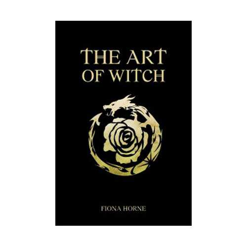 Art of Witch (hc) by Fiona Horne