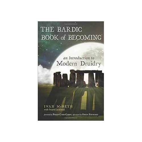 Bardic Book of Becoming by Ivan McBeth