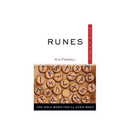 Runes plain & simple by Kim Farnell