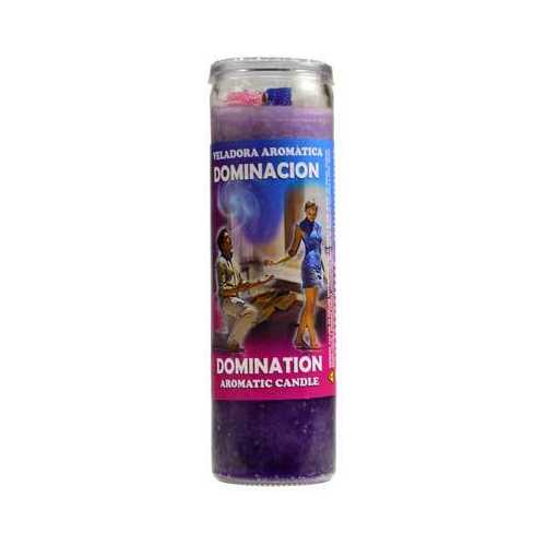 Domination (Dominacion) aromatic jar candle