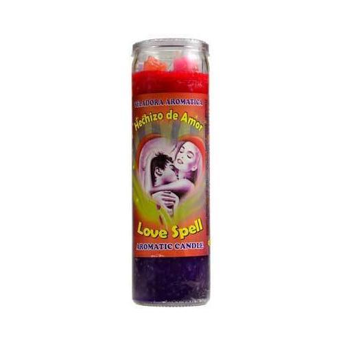 Love Spell (Hechizo De Amor) aromatic jar candle