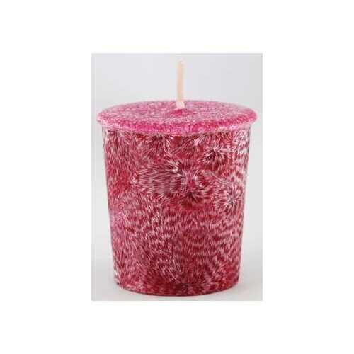 Dragon's Blood Palm Oil Votive Candle