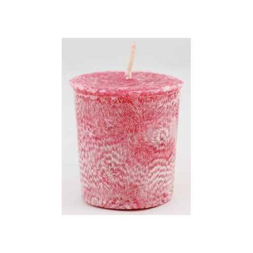Jasmine Palm Oil Votive Candle