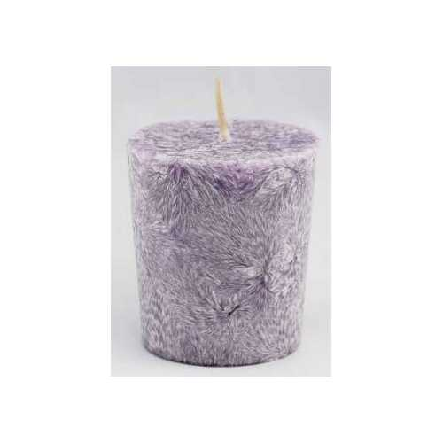 Lavender Palm Oil Votive Candle