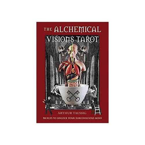 Alchemical Visions tarot (dk & bk)  by Arthur Taussig