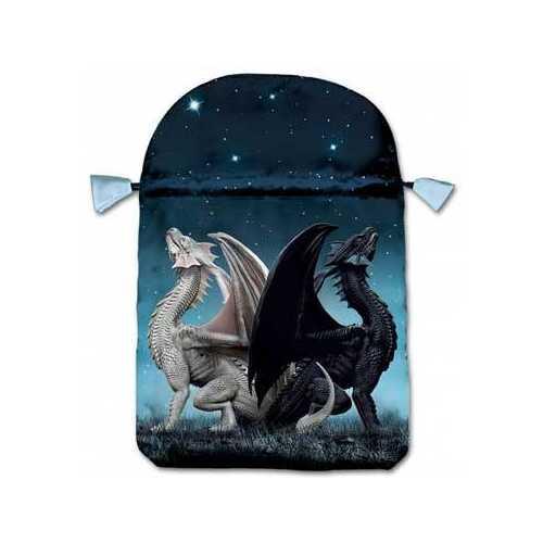 "Draconis Tarot Bag by Lo Scarabeo 6"" x 9"""