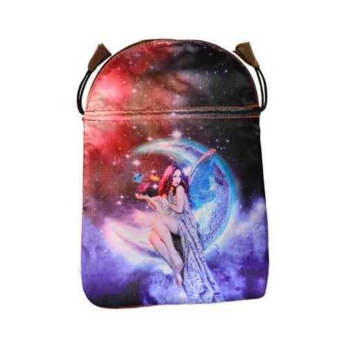 "Moon Fairy Tarot Bag 6"" x 9"""
