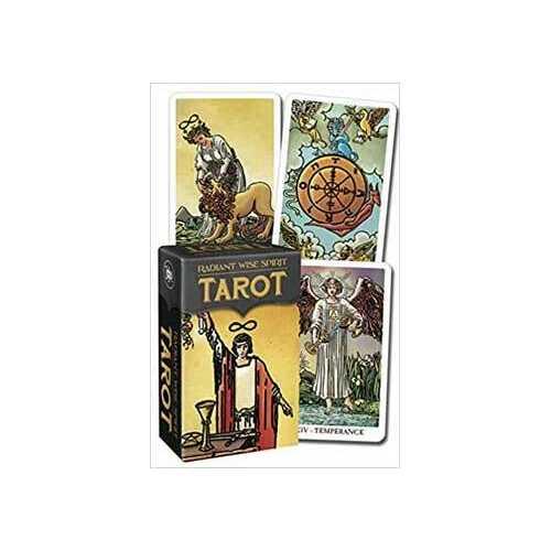 Radiant Wise Spirit mini tarot