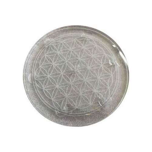 """10"""" Flower of Life stand"""