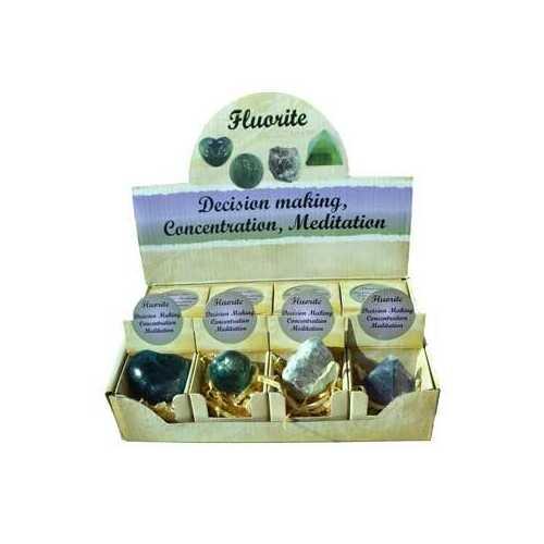 Fluorite gift box (set of 12)
