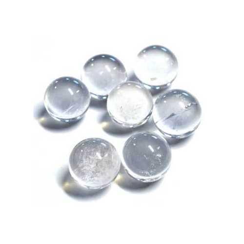 1 lb 15- 25mm Quartz marble