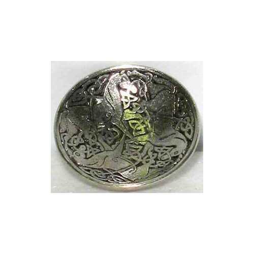 Celtic Horses cone incense Burner