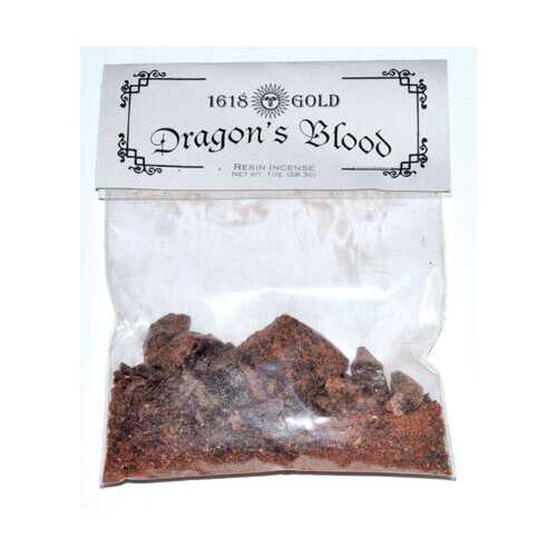 Dragon's Blood Granular incense 1 oz
