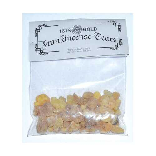 Frankincense Tears incense 1 oz