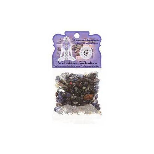 1.2oz Visuddha Chakra resin incense