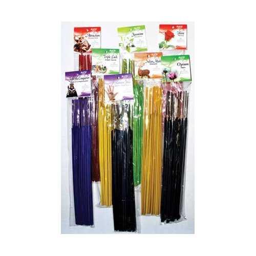Reversible aura incense stick (10 red/ 10 black)