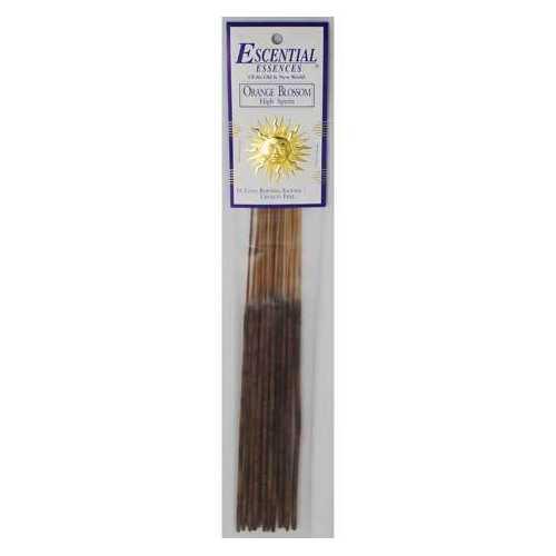 Orange Blossom escential essences incense stick 16 pack