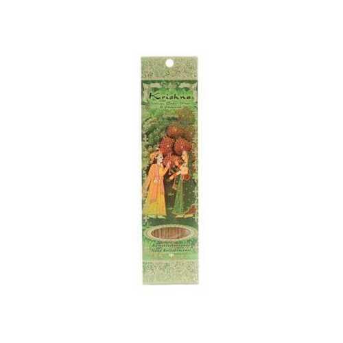 Krishna incense stick 10 pack