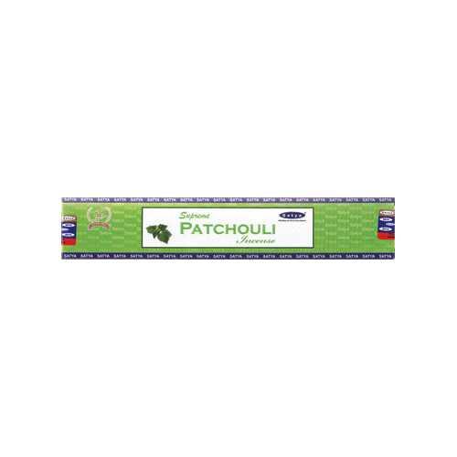 Patchouli satya incense stick 15 gm