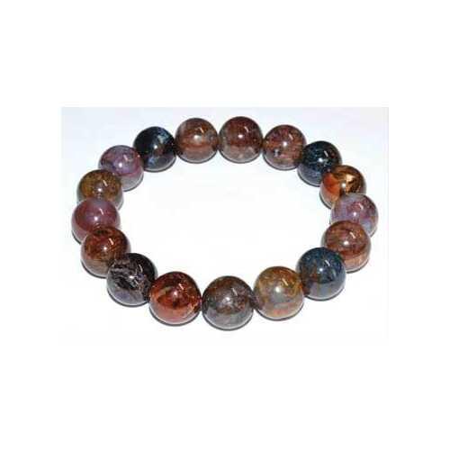 12mm Petersite bracelet
