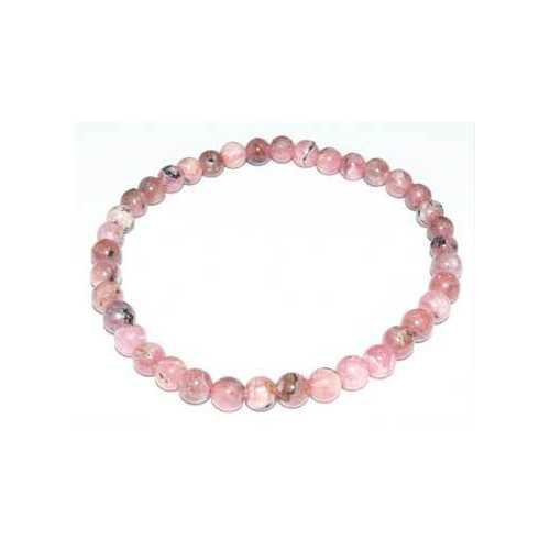 4-6mm Rhodocrosite bracelet