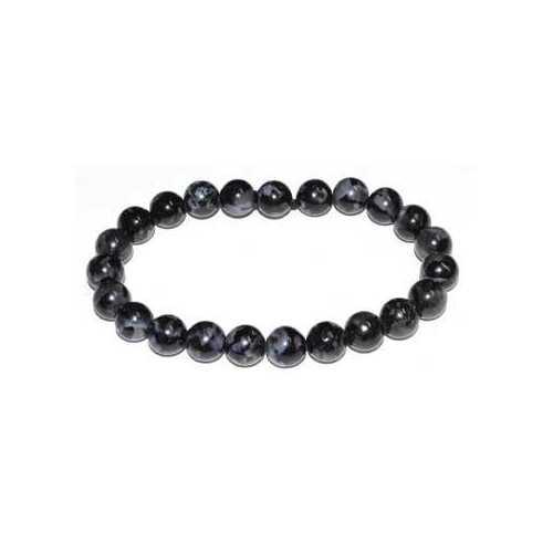 8mm Indigo Gabro bracelet