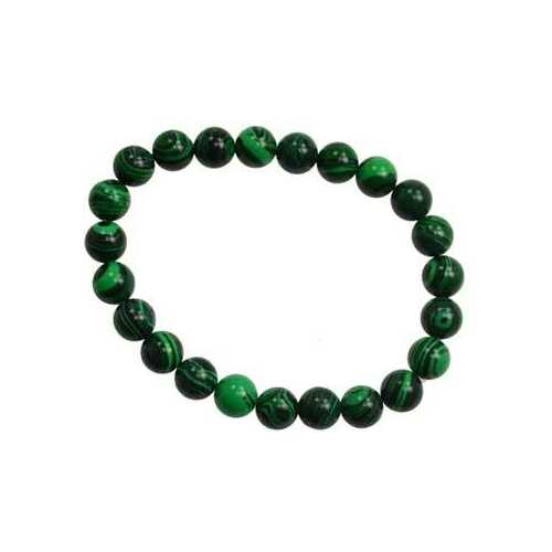 8mm Malachite bracelet