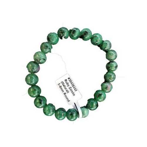 5mm - 8mm Ruby Zoisite bracelet