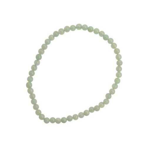 4mm Amazonite stretch bracelet