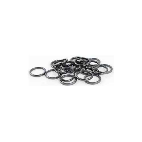 3mm Hematite rings (20/bag)
