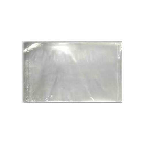 """1,000 Open End Bags 9"""" x 12"""" 2 mil"""