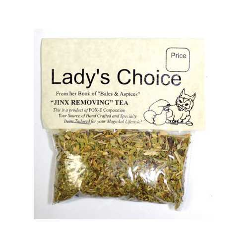 Lady's Choice Jinx Removing tea (5+ cups)