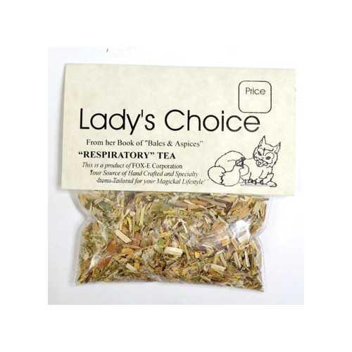 Respiratory tea (5+ cups)