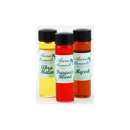 Aura Accord's Spanish Moss oil using Anna Riva oils 2 dram