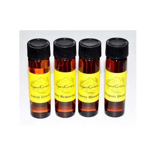 Aquarius oil 2dram