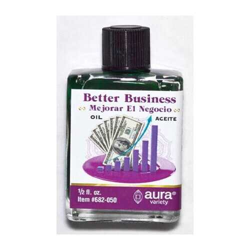 Better Business Money Drawing oil 4 dram