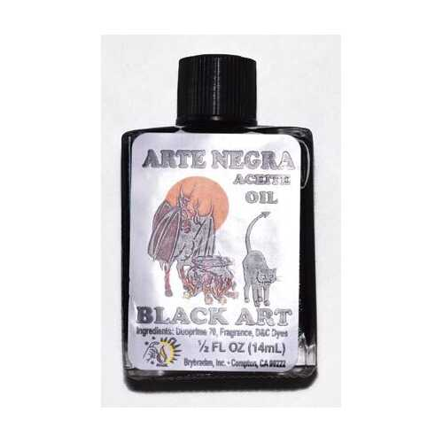 Black Arts oil 4 dram
