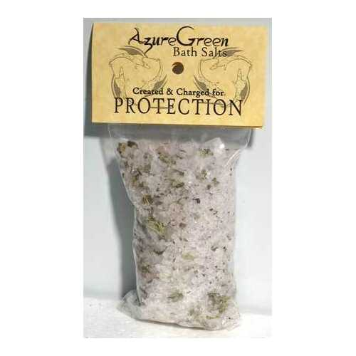 5 oz Protection Bath Salts