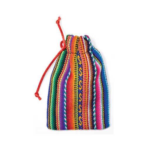 "4 1/2""  x  3 "" : Lined Charm bag"
