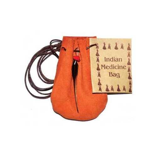 """3"""" Medicine Dream bag Orange"""